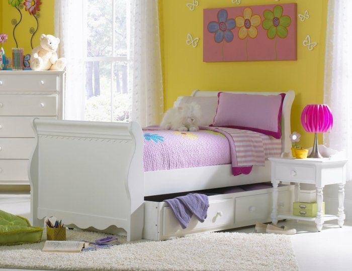 kinderbett mit stauraum macht das kinderzimmer funktionaler lara kinderzimmer kinder zimmer. Black Bedroom Furniture Sets. Home Design Ideas