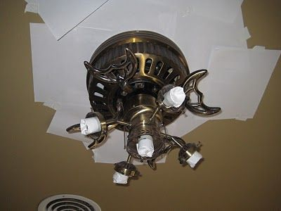 Ceiling Fan Update With Images