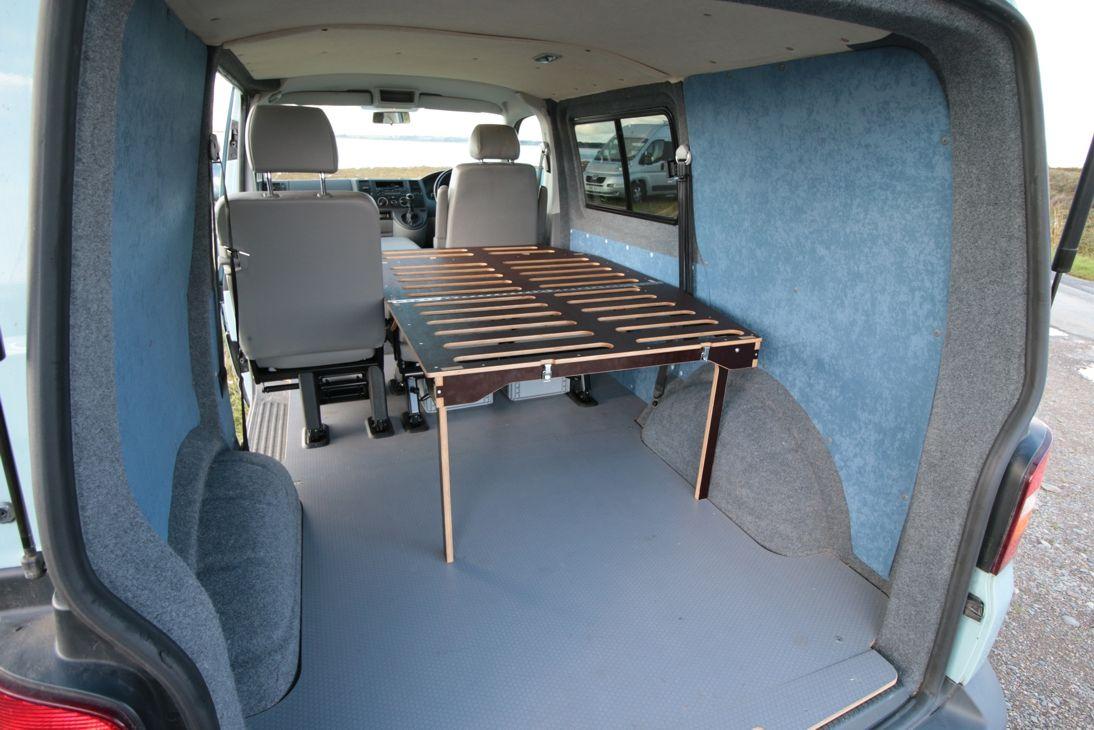 Removable Camper Units By Amdro Vw Transporter Kombi Bed Kombi Interior Volkswagen Transporter Vw Transporter