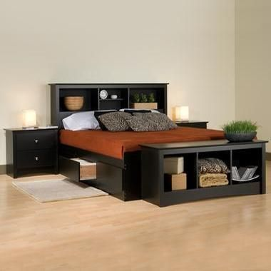 Storage Beds & Headboards - SkyMall | Kids and Teen Furniture ...