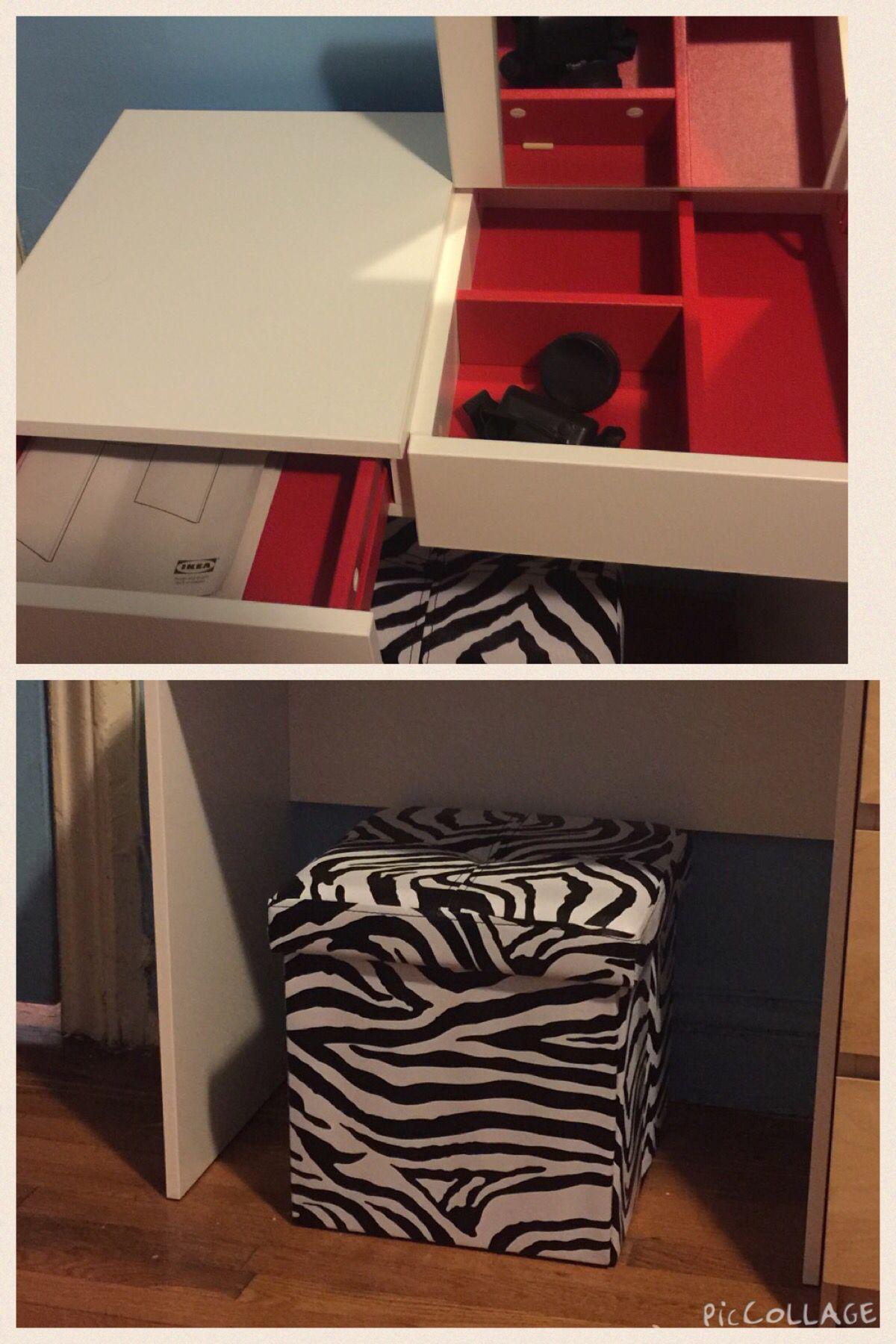Ikea Brimnes Vanity Table Lovely