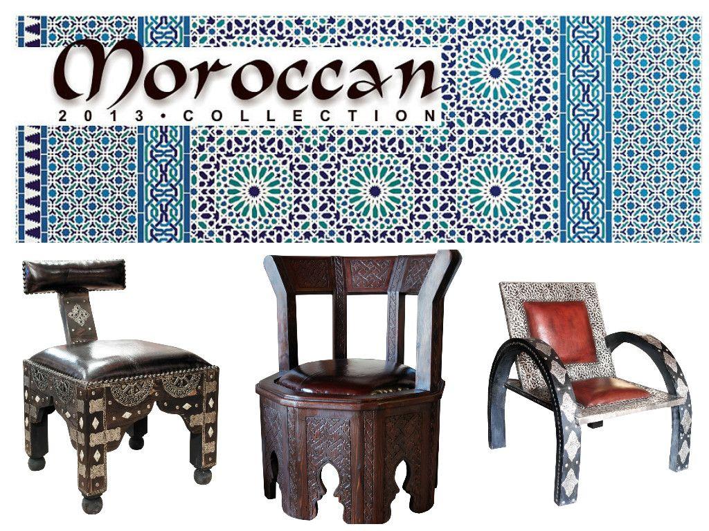 Stilul Marocan Ridicat La Rang De Arta Puteti Admira Si Comanda  # Muebles Rumanos