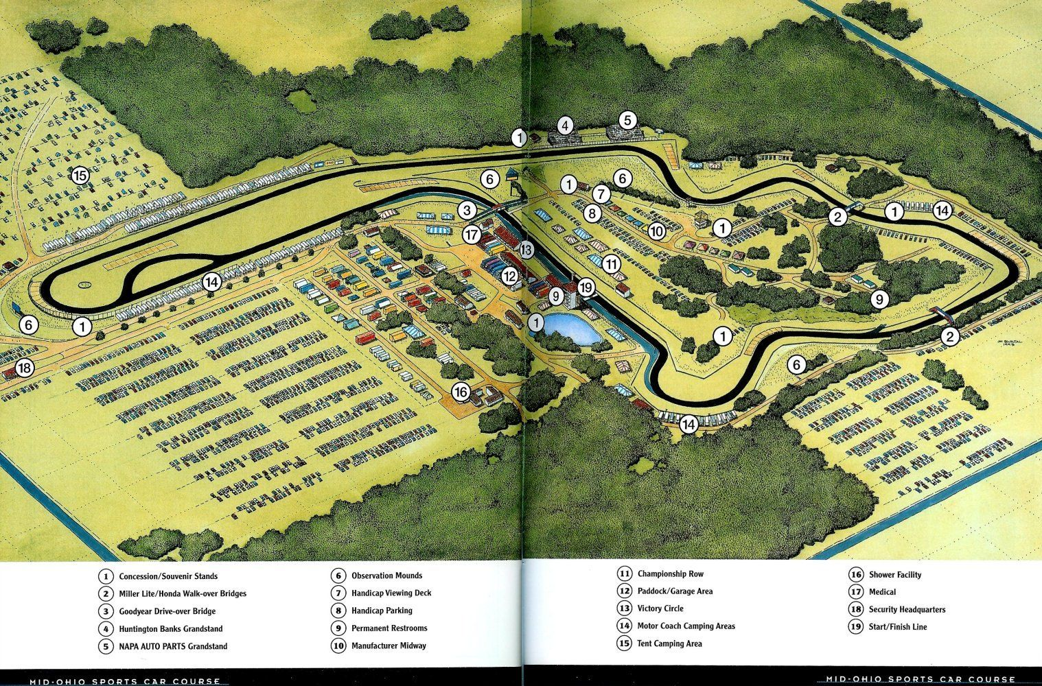 Mid-Ohio Sports Car Course >> Mid Ohio Sports Car Course Lexington Ohio Mid Ohio Mid