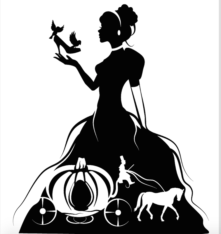 Picture | origami/ paper crafts | Disney silhouettes ... | 757 x 800 png 111kB