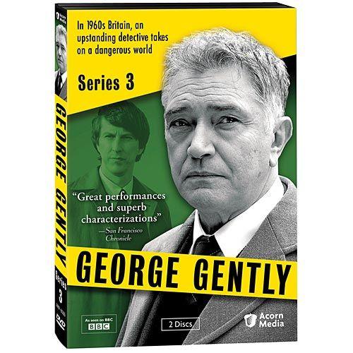 George Gently: Series 3 Dvd & Blu-ray - Blu-ray #bluray