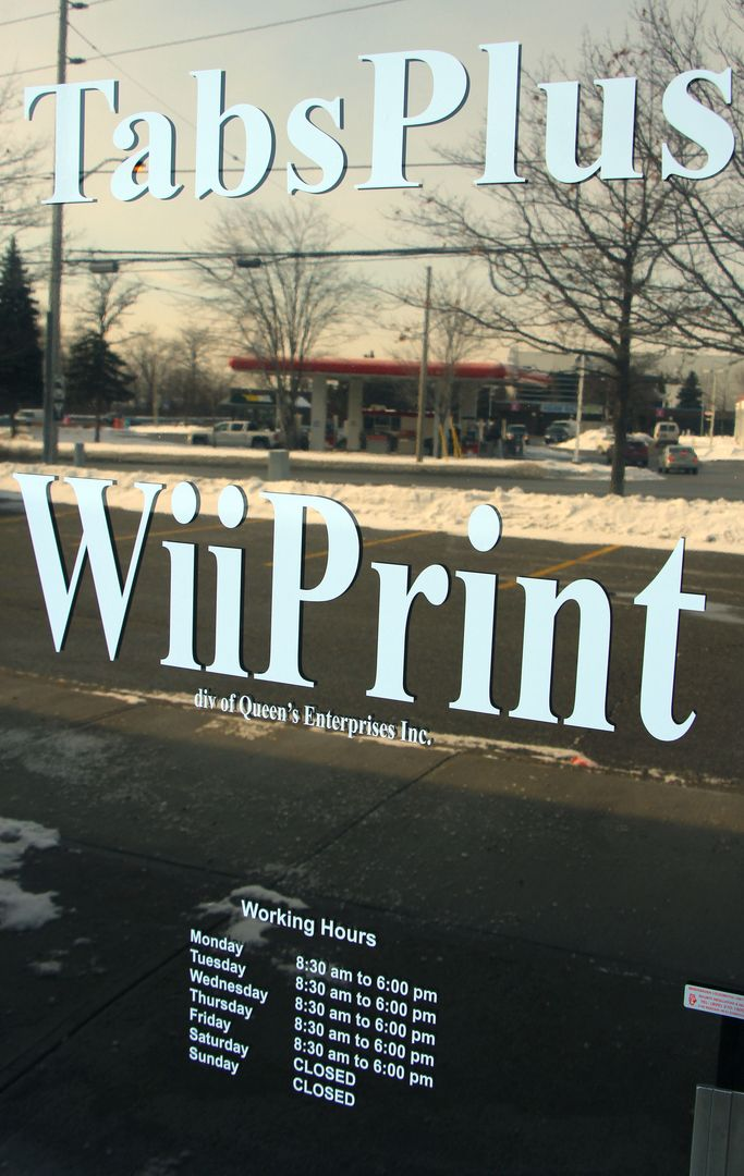 We are one of the Mississauga's oldest print shops