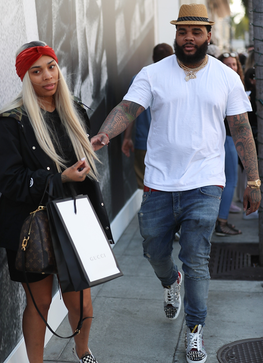 Kevin Gates Takes Wife DREKA On Shopping Spree . . . And ...