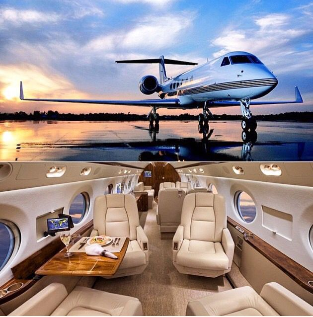 The Gulfstream V