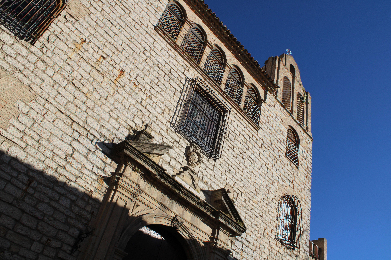 iglesia del convento de las Hermanas Trinitarias