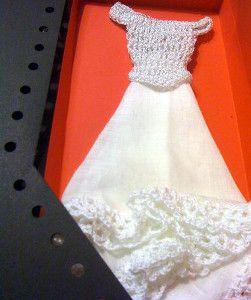 Crochet Bridal Hanky