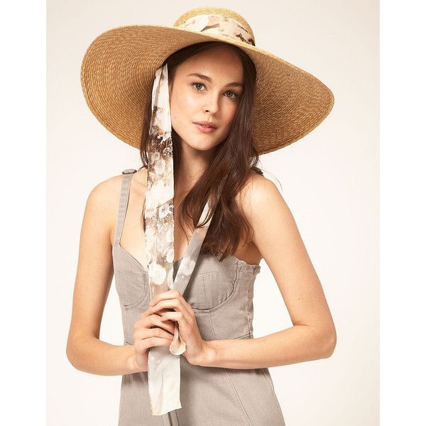 Paul Smith Straw Sun Hat