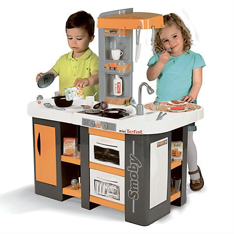 Buy Smoby Tefal Cuisine Studio Xl Kitchen Set Online At Johnlewis