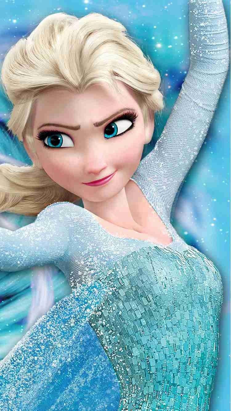 frozen magic elsa iphone 6 wallpaper - 2014 christmas disney movies