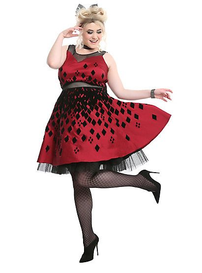 DC Comics Harley Quinn Formal Dress Plus Size | Partners in ...