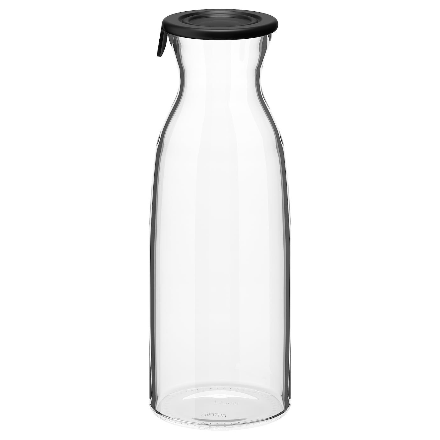 Ikea Vardagen Carafe With Lid Clear Glass Clear Glass Water