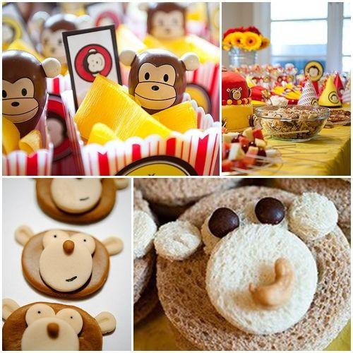 cosas para comprar pinterest mono cumpleaos y fiestas infantiles