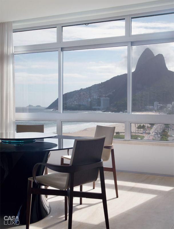 Apartamento emoldurado pelo mar de Ipanema - Casa