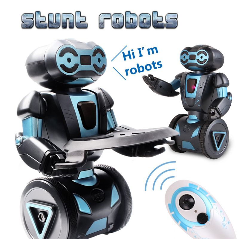 Intelligent Humanoid Robotic Remote Control Robot Smart Self