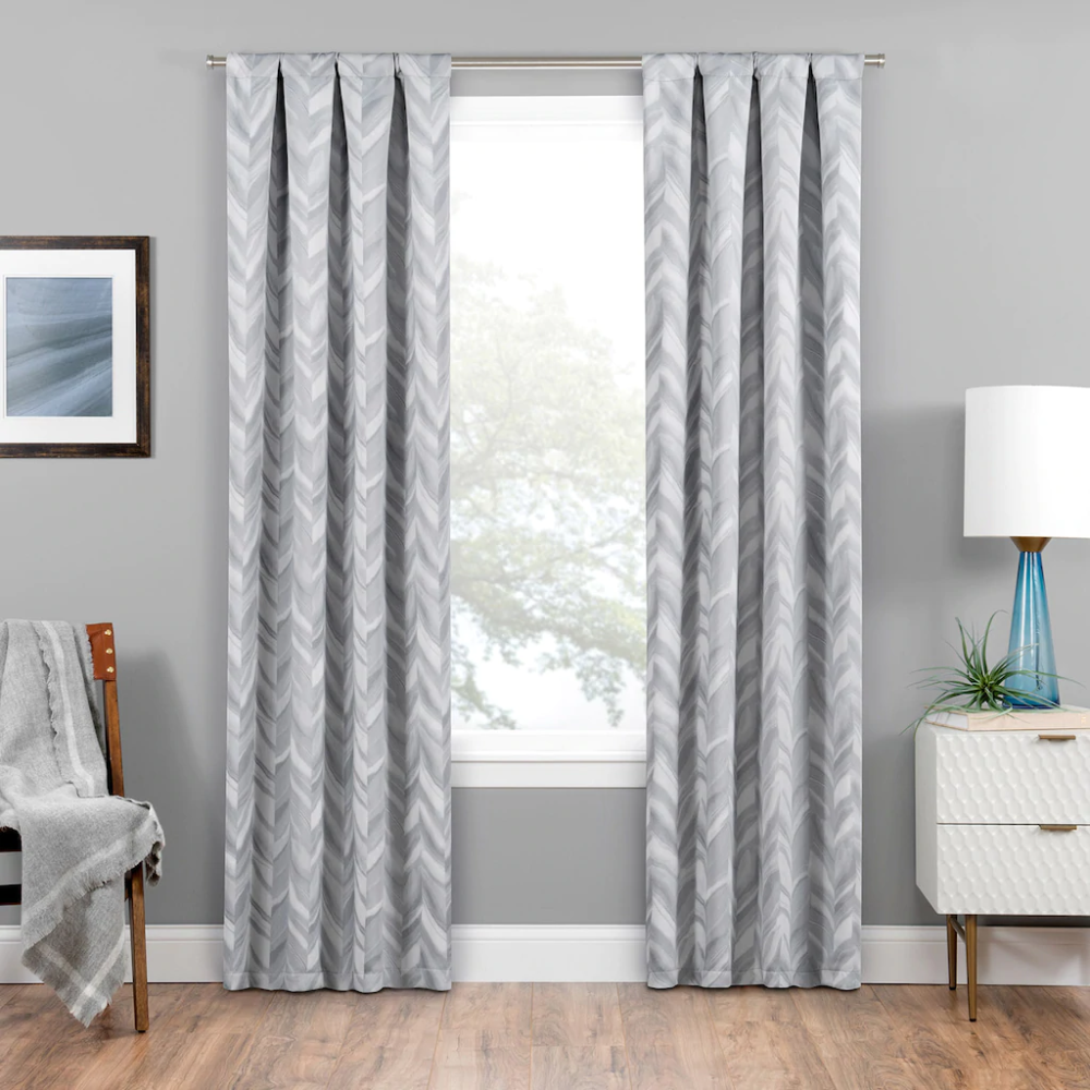 Eclipse Haley Blackout Window Curtain In 2020 Panel Curtains