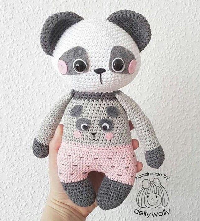 Pin de berrin *** en amigurumi/crochet | Pinterest | Bebé