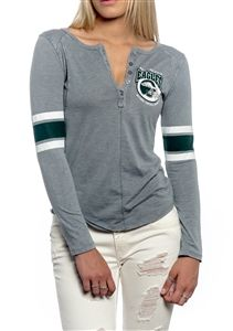 watch 05113 f83f7 Philadelphia Eagles Womens Vintage Raglan Top | I want ...