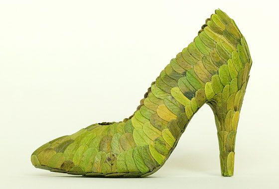 Anni Rapinoja - wardrobe of nature