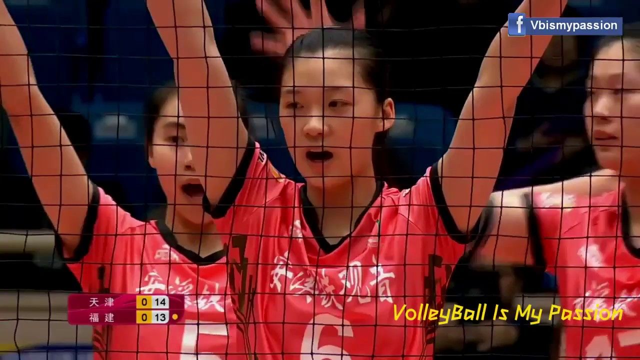 Tianjin Vs Fujian 08 01 2019 Chinese Women S Volleyball Super League 20