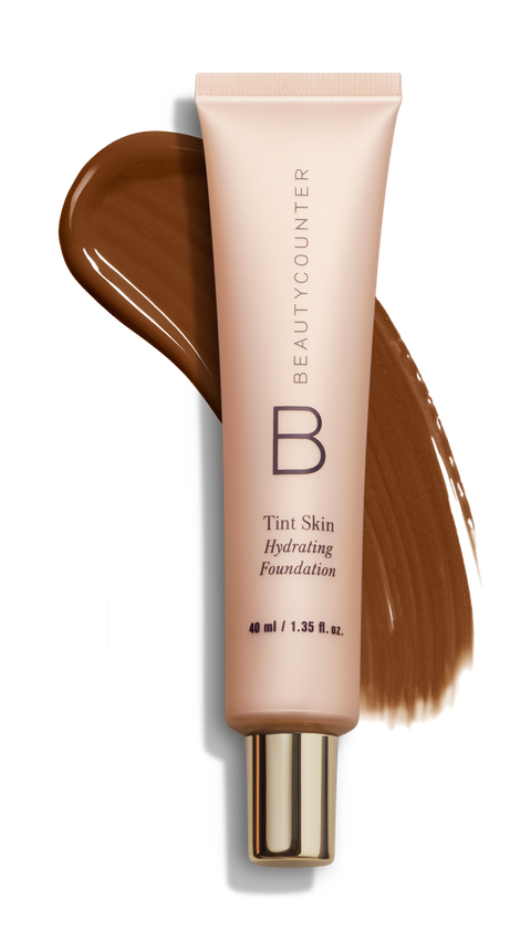 The Healthiest Foundation For Your Skin Organic Makeup Brands Even Out Skin Tone Organic Foundation
