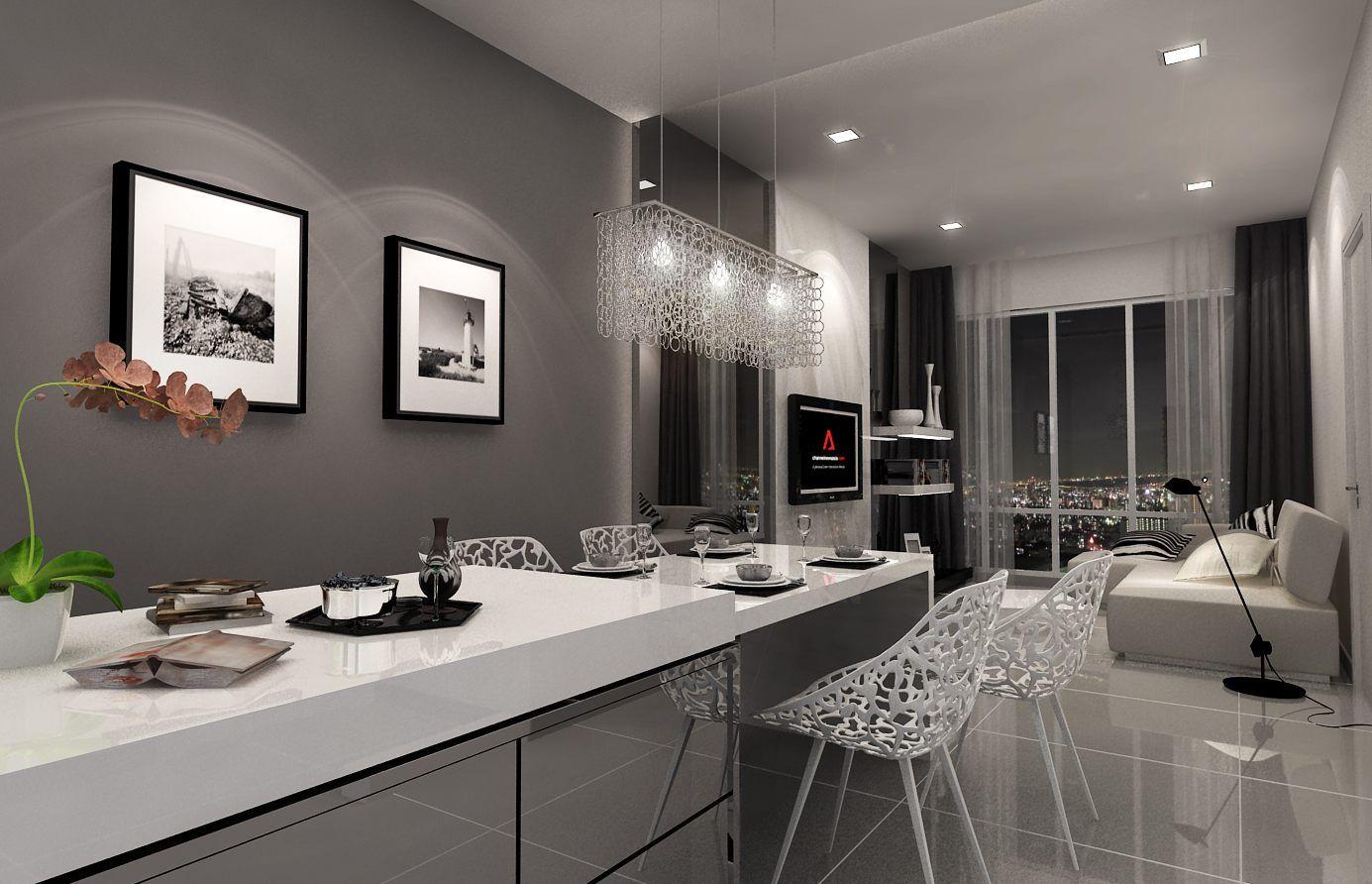 17 home makeover ideas found in malaysia condo interior on home interior design ideas id=88627