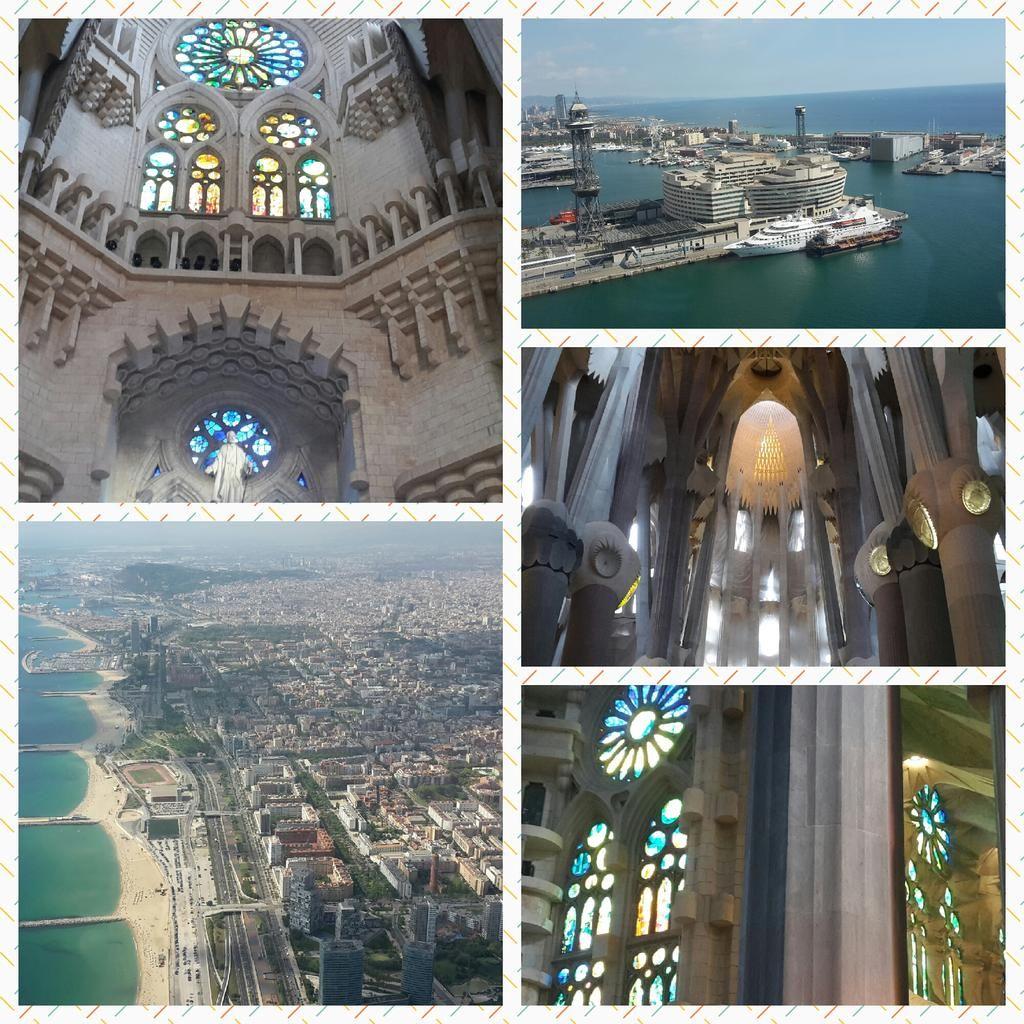 No me cansaré nunca de disfrutar de nuestra preciosa #Barcelona @BCNColours @bcnmoltmes @VisitBCN_ES @conocesbcn