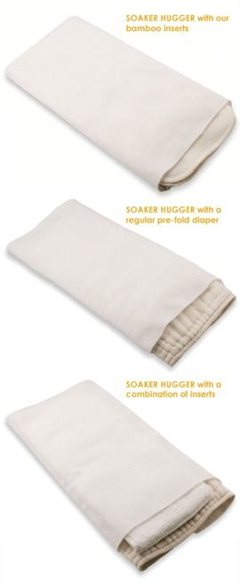 Weehuggers Sells Fleece Pocket To Hold The Prefold Or