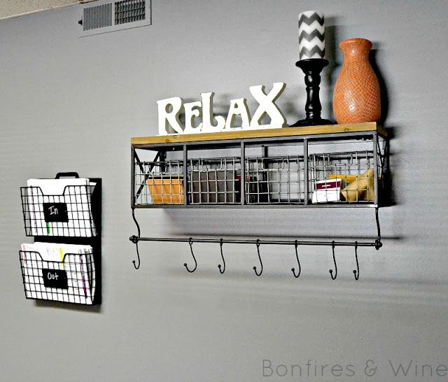 Small Bedroom Storage... Hobby Lobby