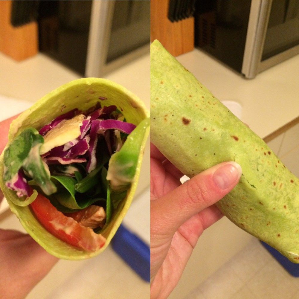 Vegan spinach, carrot, bell pepper, and mustard wrap! Follow me on my Vegan 21 Day Fix journey! I'll post vegan recipes and daily updates on my progress through my first VEGAN round of the 21 Day Fix!