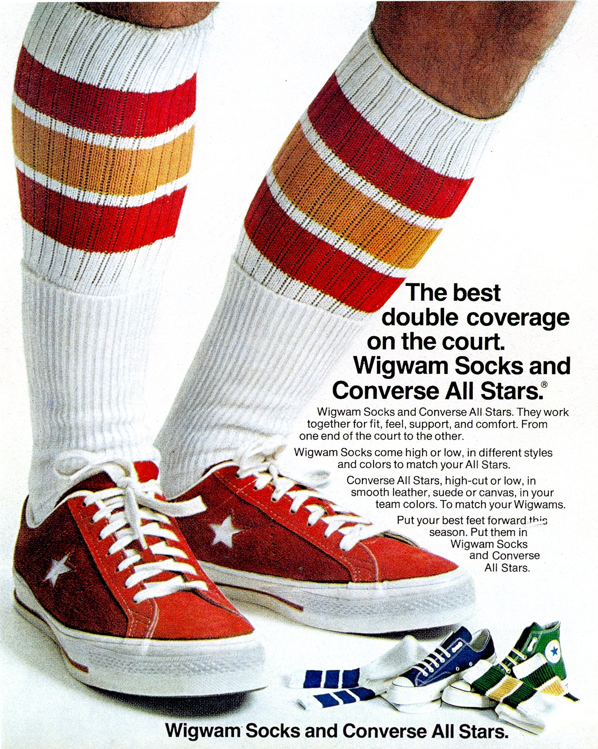 5c6adfc6 1974 Converse Ad | Vintage Fashion Ads | Converse, Vintage shoes ...