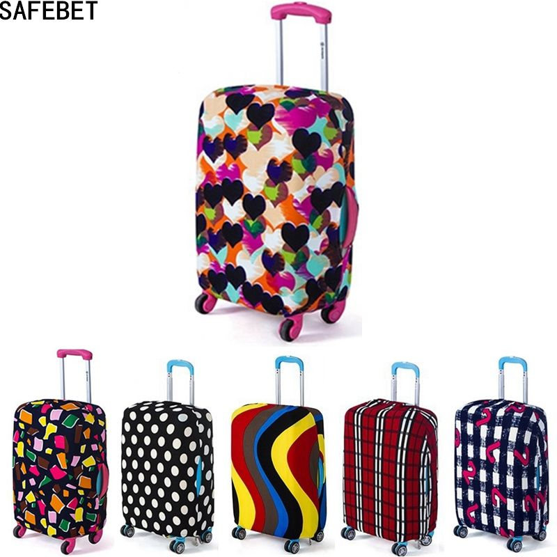 Travel on Road Luggage Cover Protective Suitcase cover Trolley ...