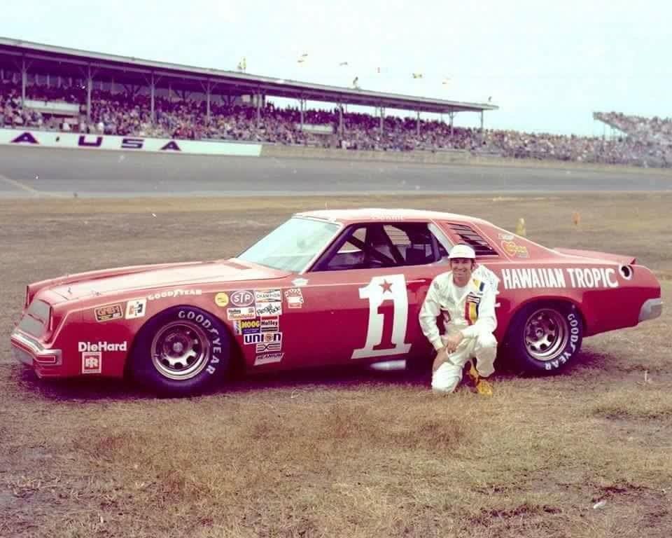 Vintage racing image by Alan Braswell on NASCAR and racing
