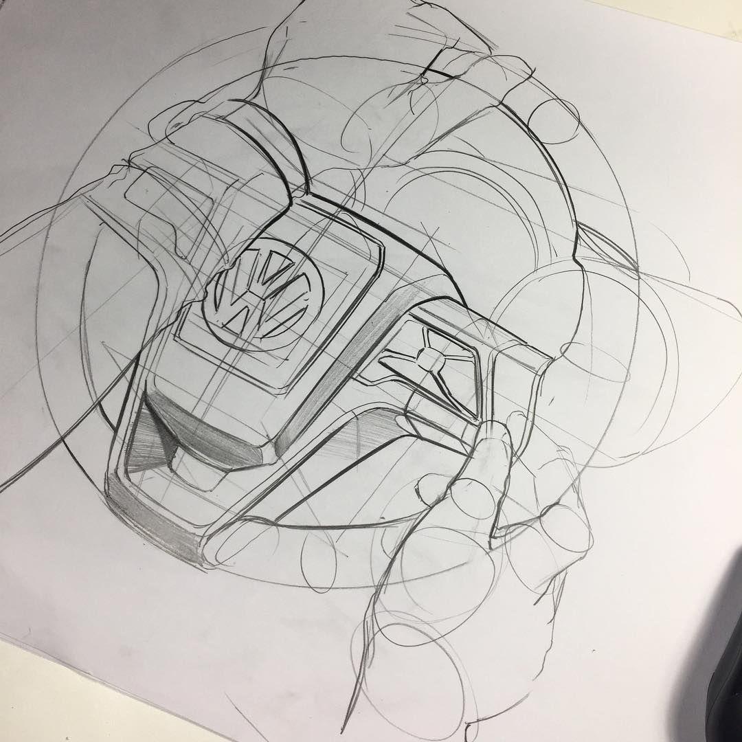 Je Vais Concevoir Le Design De Votre Produit Par Ako Design Agence De Design Croquis En Noir Et Blanc Dessin Numerique
