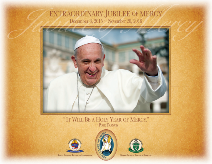 livemercy.org home page, resources for Year of Mercy