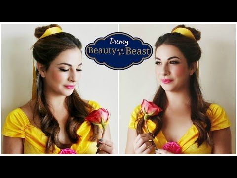 belle makeup tutorial  halloween  youtube with images