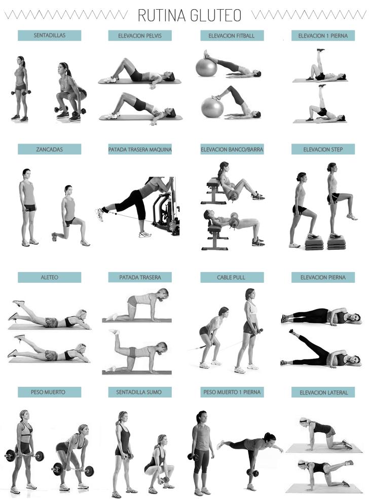 rutina de ejercicio naturaltits
