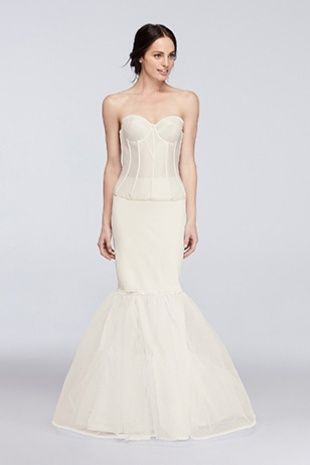 e3576c63c141f ... found the perfect wedding dress  What do you wear underneath  Find the  best bridal undergarments   lingerie with our shapewear guide from David s  Bridal