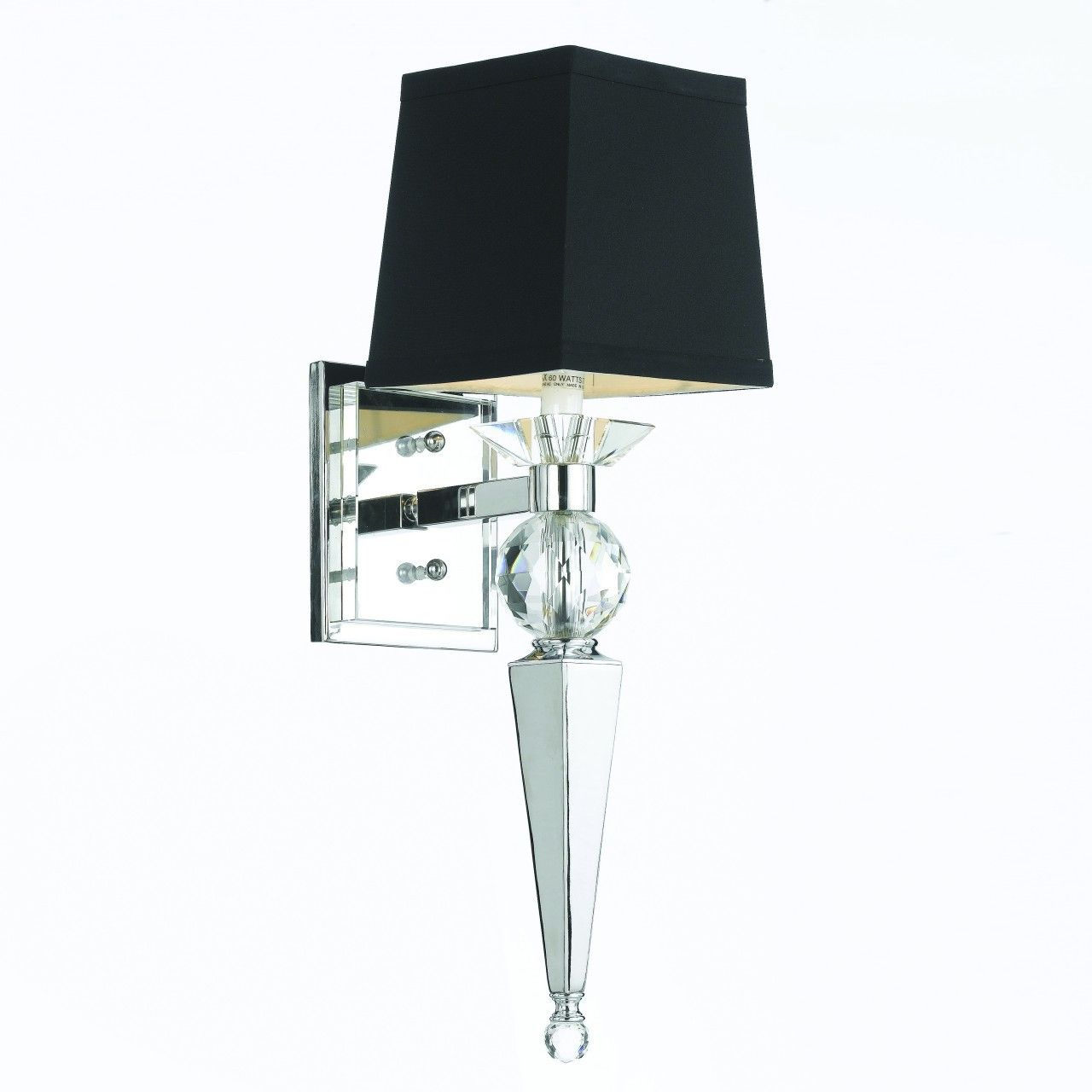Candice Olson Wall Sconce Crystal