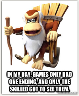 Ye Olde Gamer Donkey kong, Donkey kong country returns