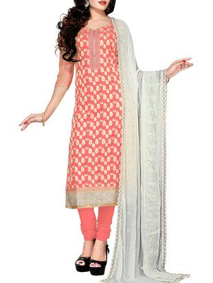 343bfc32e08 Checkout   neautiful looking dress materials  by  Kriti Suman . See ...
