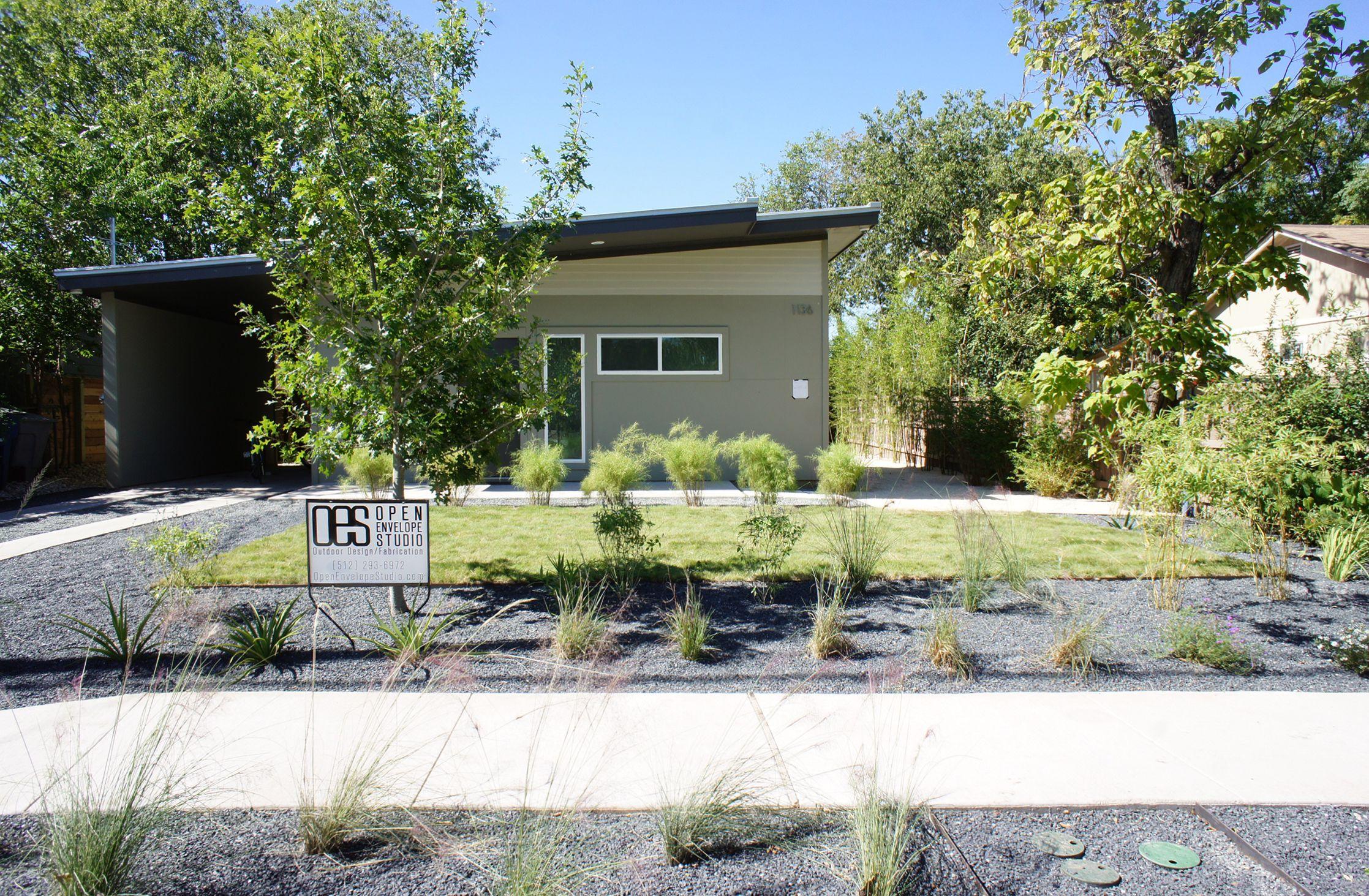 Open Envelope Studio|east Austin modern home | Modern