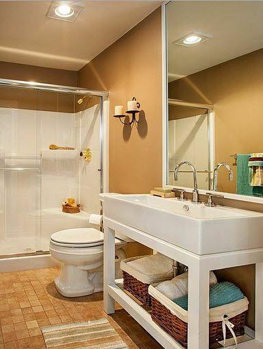 Diseño de cuarto de baño pequeños y medianos | BAÑOS ...