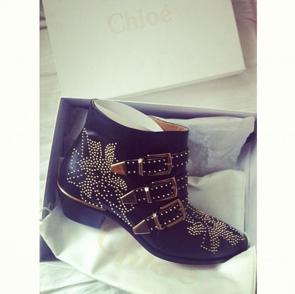 #ILOVECHLOE fan entry from @eviepenington #chloe #netaporter #fashion