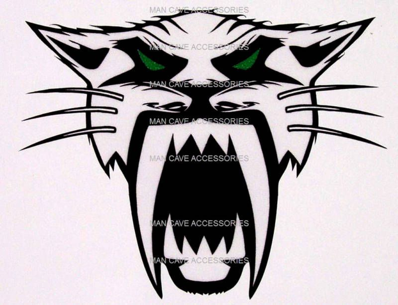 Arctic Cat Sabre Tooth Vector