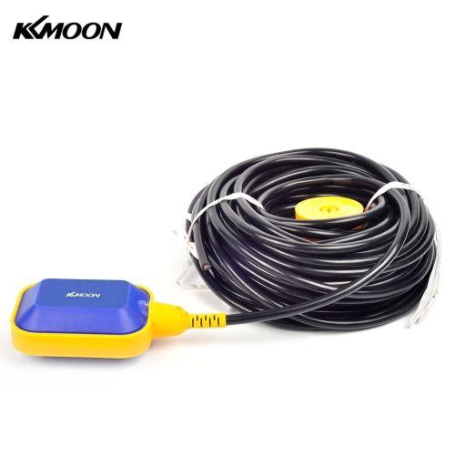 Kkmoon 20m Automatic Square Float Switch Liquid Fluid Level Controller Sensor For Water Tank Tower Fluid Water Tank Liquid