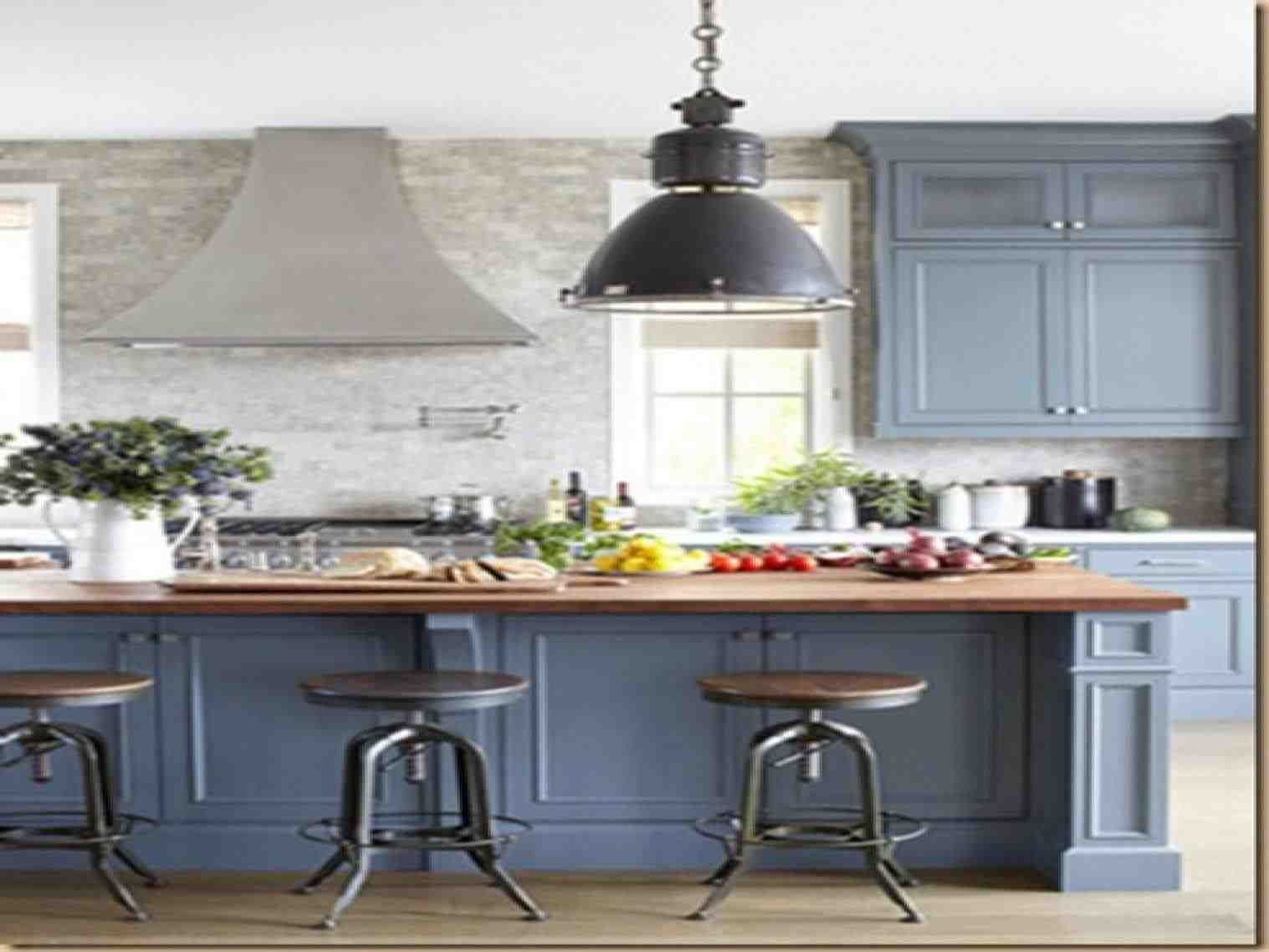 Island color- then have lighter slate gray floor in ...